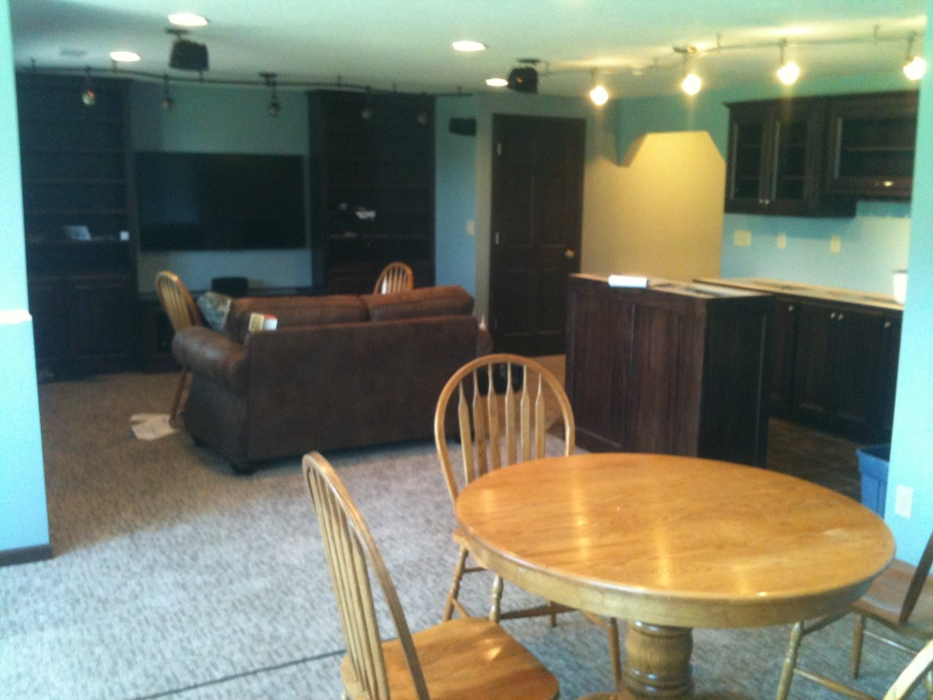 Basement Remodeling Maple Grove MN ...