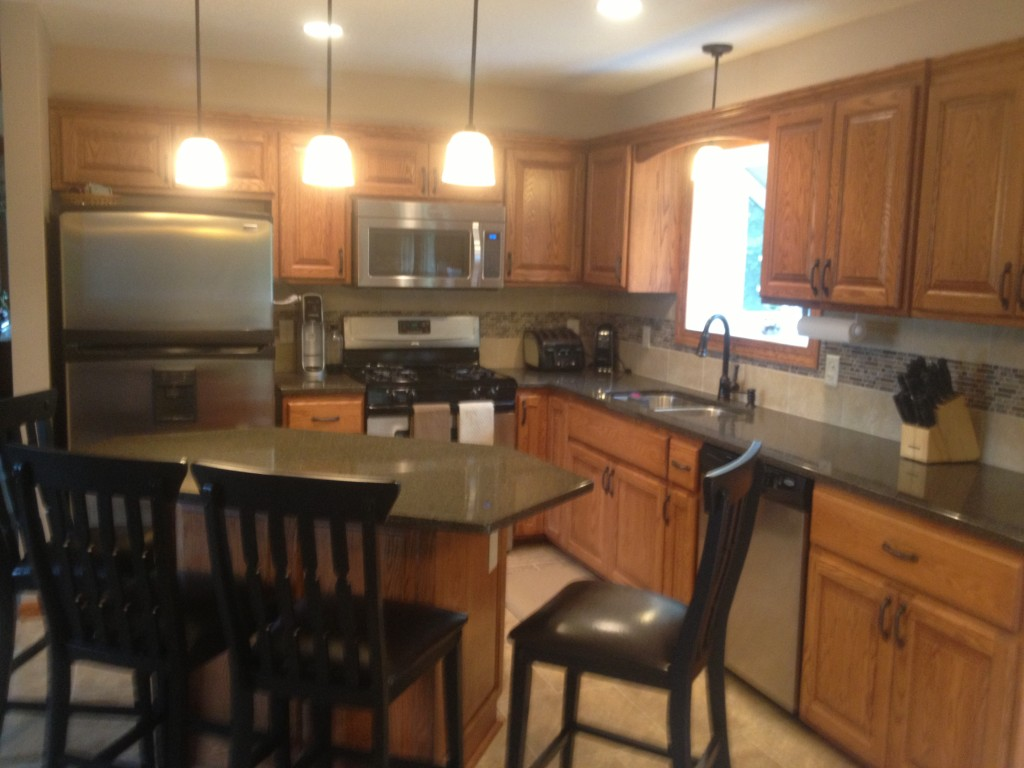 Perfect Kitchen Remodel In Maple Grove MN Maple Grove Kitchen Remodel ...