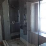 Full Tile Walk In Shower Concept