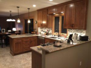 kitchen remodel blaine mn